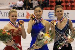 アメリカ大会2009 女子シングル