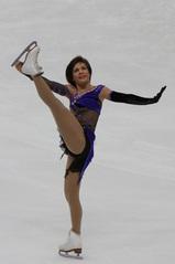 アリョーナ・レオノワ NHK杯2009 フリー