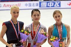 中国大会2009 女子シングル