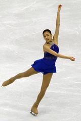 キム・ヨナ バンクーバー・オリンピック フリー