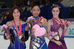 NHK杯2009 女子シングル