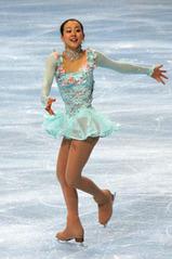浅田真央 フランス大会2009 SP